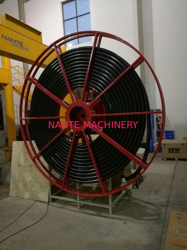 Durable Motorized Type Crane Cable Reel For Power Cable On Gantry Crane