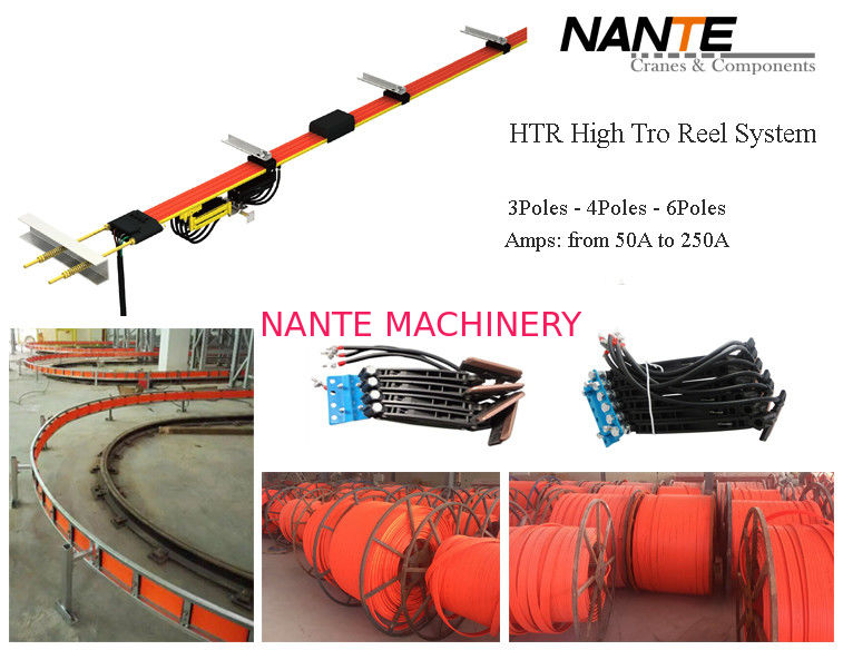 HTR Series Seamless Insulated Conductor Bar Low Power Mobile Devices