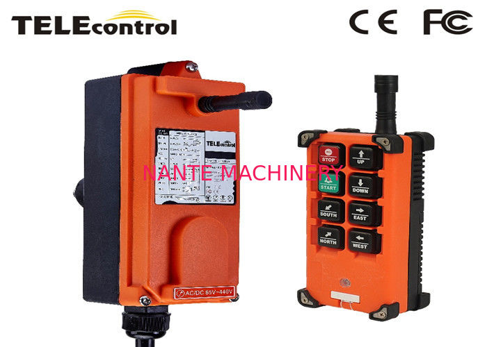 Industrial Crane Radio Wireless Hoist Remote Control With High Performance
