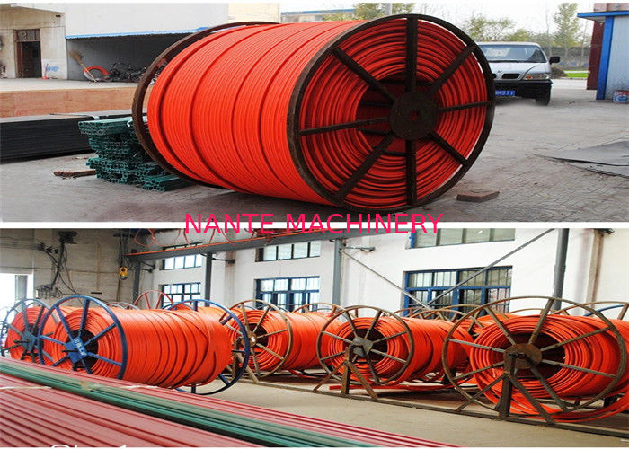 3 4 6 P Crane Components Power Supply Pvc Housing Copper Conductor Rail Seamless