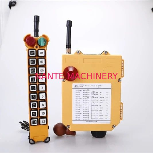 Multi Channel Industrial Radio Remote Control Wireless With Long Life