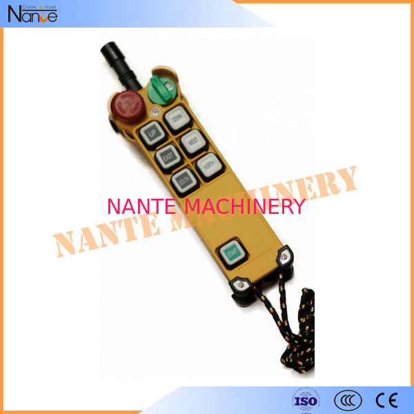 110V / 22V Single speed Wireless Hoist Remote Control 15.6*6.1*5.1cm