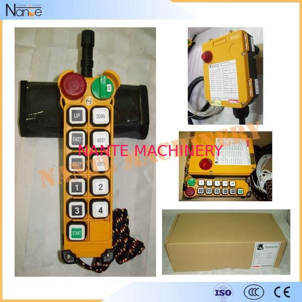 100m Single Speed Wireless Hoist Remote Control TELECRANE F24-10S