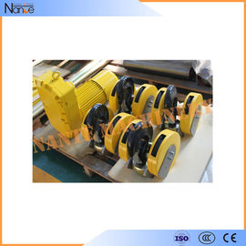 China Box Girder Industrial Electric Hoist 12.5 Ton Maximum Lifting Weight factory