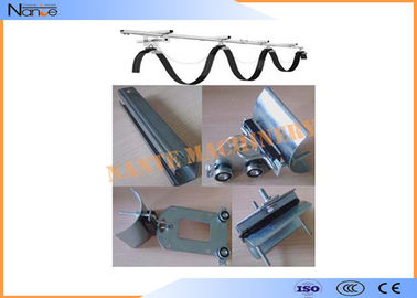 China Compact Arrangement C Rail Festoon System Corrosion Resistance Simple Assembly factory