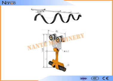 China Stainless Steel  C Track Festoon System Delivery System For Explosion - Proof Areas factory