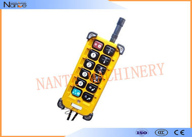 China IP 65 Wireless Hoist Remote Control Wireless Crane Control F23 A++ factory