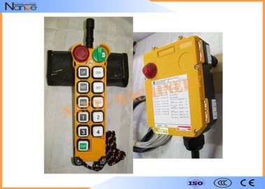 Custom F24-10S Crane Wireless Remote Control Hamming Code Time Saving