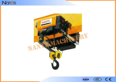 China Construction Low Headroom Trolley Hoist 2160kn/Mm Used In The Factory factory