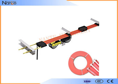 China Overhead Crane High Tro Reel System , 50-140A 600V Insulated Outdoor Rails factory