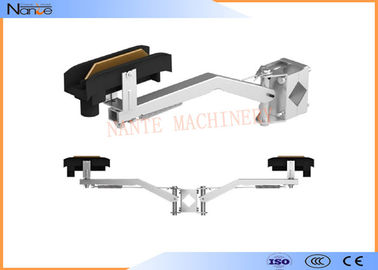 China Current Collector Crane Bus Bar Monorail Systems Corrosion Resistance factory