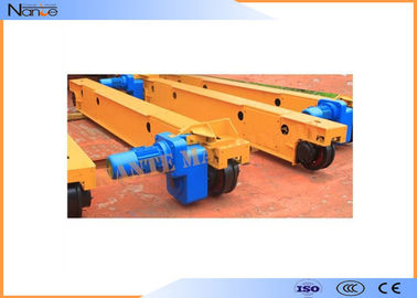 China Heavy Industrial Hoist End Beam Torsion  Resistant Box Girder Profile factory