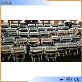 China C Track Festoon System / I Beam Trolley Cable Trolley System factory