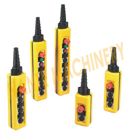 Universal Hoist Pendant Control With Tow Speed Control Buttons , NXAC Series