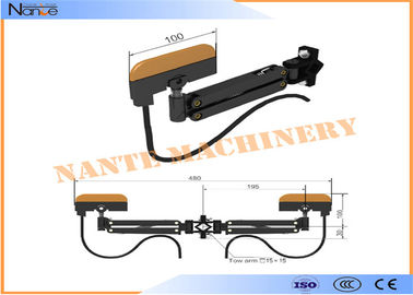 China HTR - CC 4/60A Current Collector High Tro Reel System For Conductor Rail factory