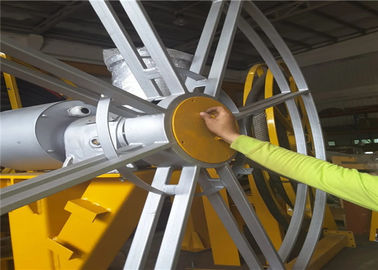 buy Motorized Crane Cable Reel System Overhead Crane Components To Heavy Cable online manufacturer
