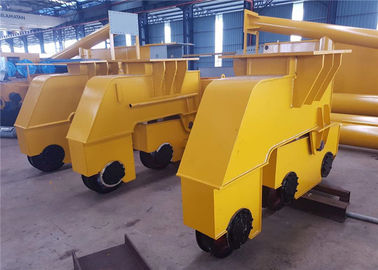China Custom Single / Double Girder Overhead Crane End Trucks With Soft Stat Motor factory