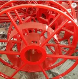 China Red Motorized Crane Cable Reel Electric Cable Reeling System Mcr Series factory