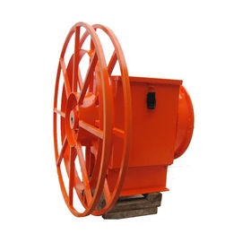 China Red Surface Crane Cable Reel WITH 380V / 440V Voltage Multi - Specification factory