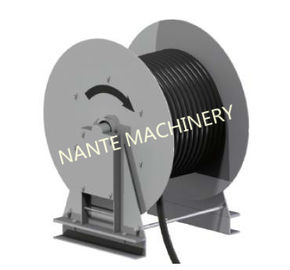 China Compact Industrial Spring Cable Reel System Mobile Equipment SCR Size factory