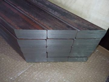 China Flat Bar Flat Steel Square Bar Steel Crane Rail With 45 Degree Cutting factory