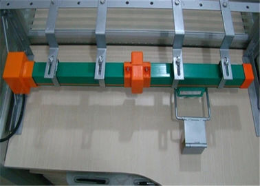 China PVC Gantry Crane Components Insulated Enclosed Conductor Rail Conductor Bus Bar factory