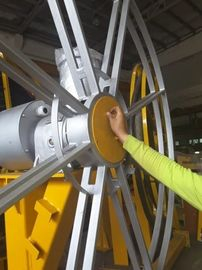 China Motorized Type Crane Cable Reel For Power Cable On Overhead Crane Spare Parts factory