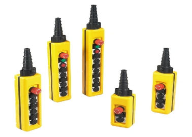 buy Nxac IP65 Push Button Bridge Crane Components Pendent Controls Double Speed online manufacturer
