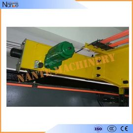 China 4P 600V High Tro Reel System Low Power Mobile Devices Safety Seamless Conductor Rail factory