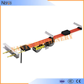 China Low Power Insulated 3P / 4P / 6P Seamless High Tro Reel Electrification System factory