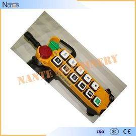 China Industrial Wireless Hoist Remote Control Overhead Bridge Crane Control F24-10S factory