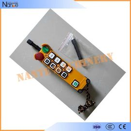 China IP65 Crane Digital Wireless Hoist Industrial Radio Remote Control 48V factory