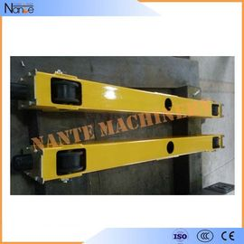 China 3 Phase 380V 50HZ Crane End Carriage / End Beam With Independently Driven 18m/min factory