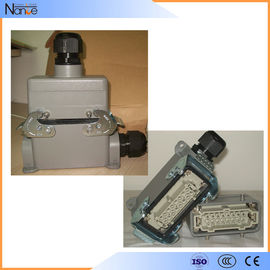 China Electrical 16 Pin Plug In Pendent Festoon Cable Trolley For Flat Cable factory
