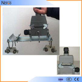 China Plug And Play Mobile C-Rail Crane Cable Trolley For I Beam Festoon System factory