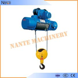 buy High Speed Monorail 3 Phase Electric Wire Rope Hoist 20 Ton 0.5~8m/min online manufacturer