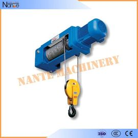 China 50HZ 20Ton Electric Wire Rope Hoist Lifting Equipment Remote Control factory