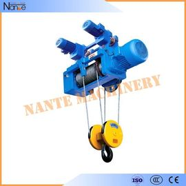 China Heavy Duty 8 ton Industrial Electric Hoist For Metallurgy 50Hz / 60Hz factory
