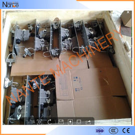 China Crane C32 Festoon Cable Trolley i Beam Trolley System With Plug And Socket factory